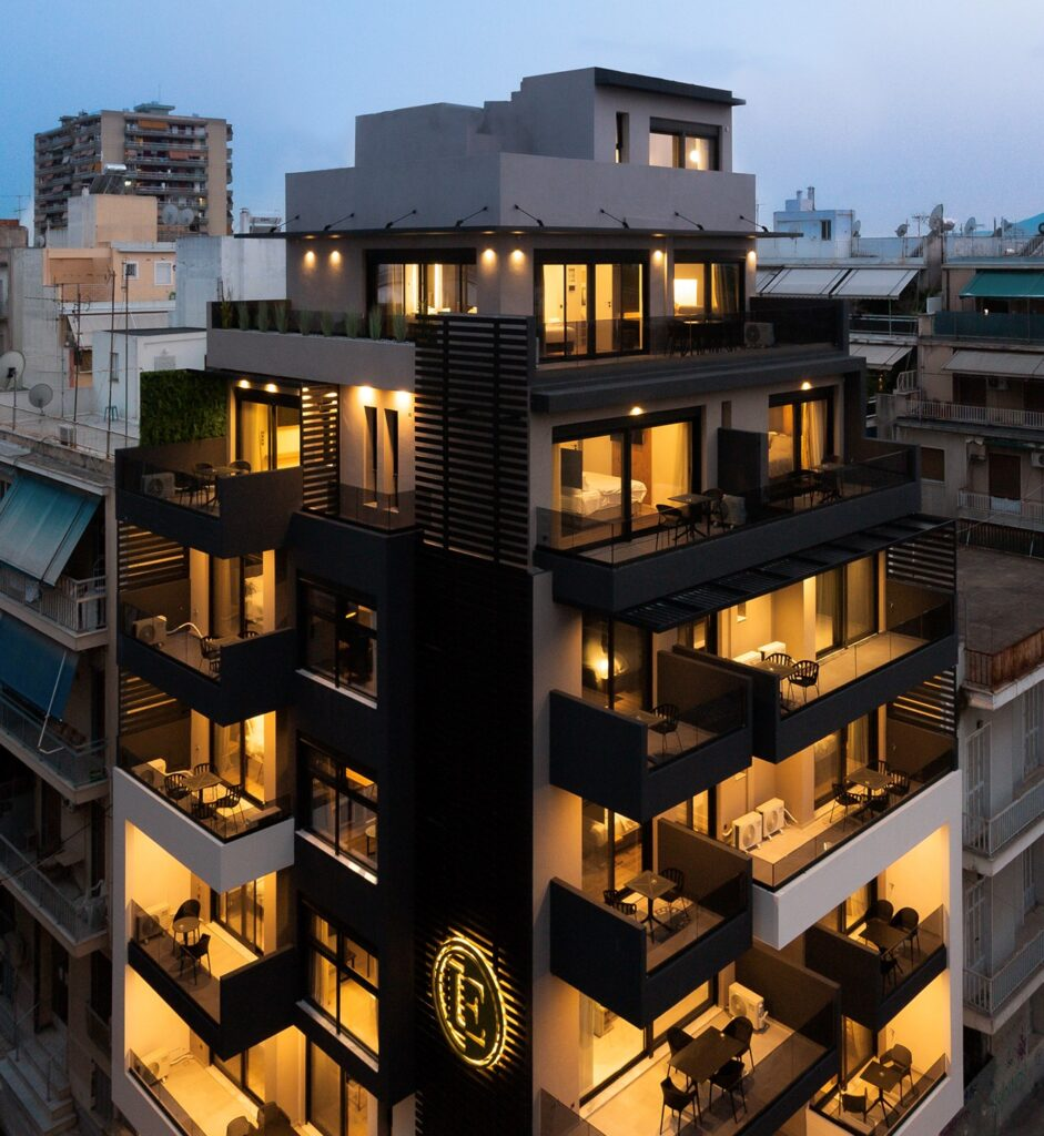 lux and easy apartments